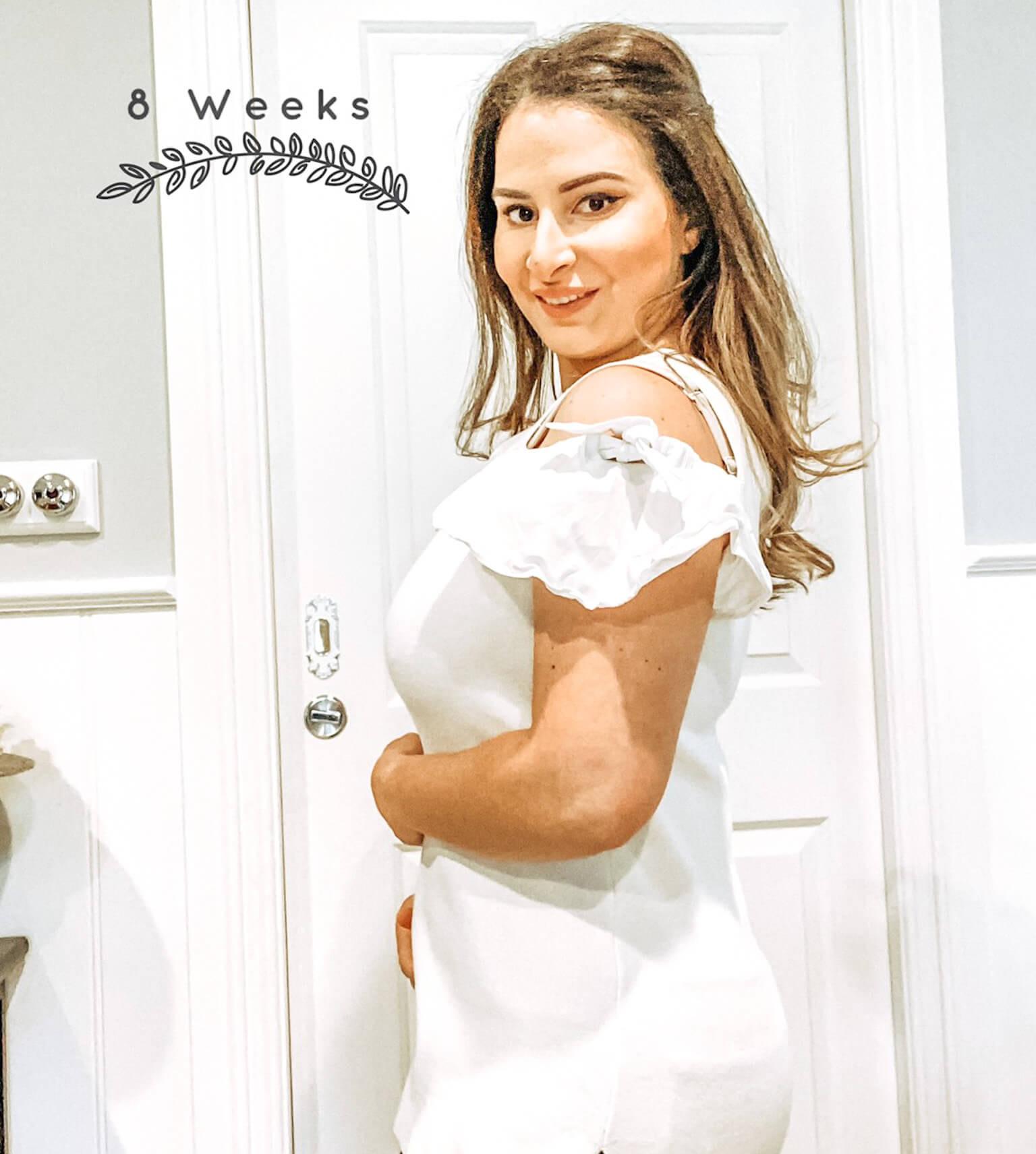 Sandra_8weeks