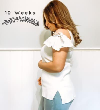 Sandra 10 weeks